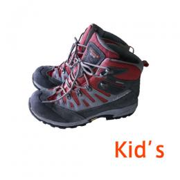子供向け登山靴  Mountain climbing shoes for kids