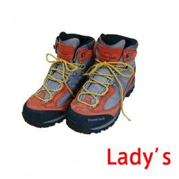 女性向け登山靴  Mountain climbing shoes for women